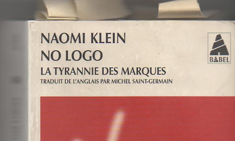 Photo of NO LOGO de Naomi Klein.