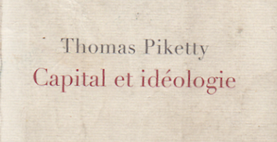 Photo of Capital et Idéologie de Thomas Piketty.