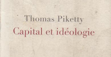 Photo of Capital et Idéologie de Thomas Piketty.