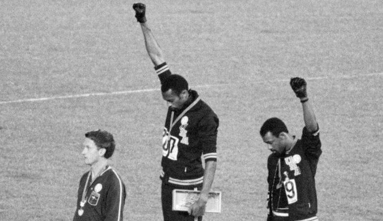 Photo of Black Power salute ! Jeux olympiques d'été de 1968