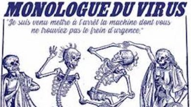 Photo of Monologue du virus