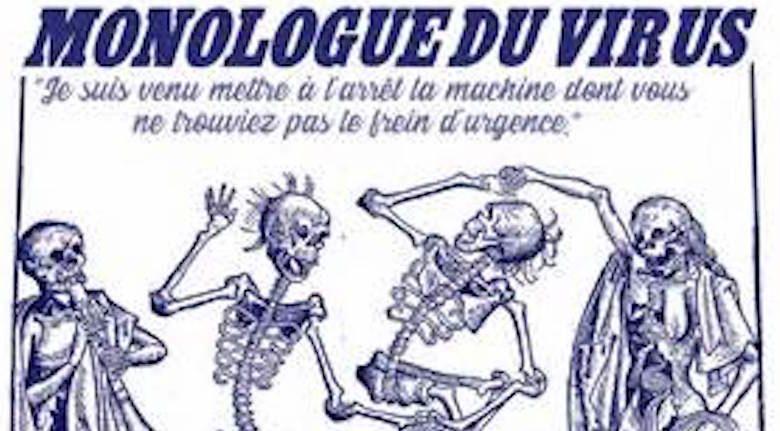 Photo of Monologue du virus