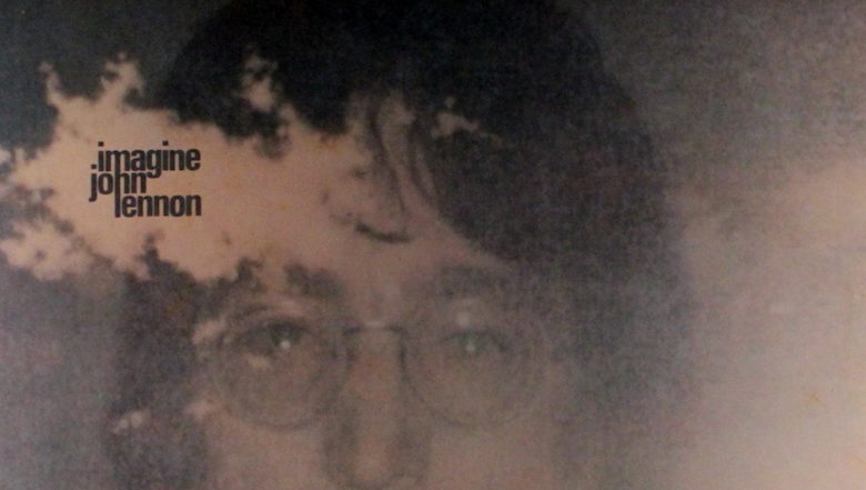 Photo of Imagine de John Lennon et  Yoko Ono