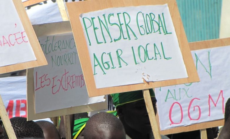 Photo of « Penser global, agir local »