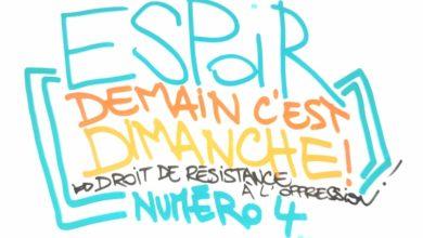 Photo of Espoir ! Demain c'est Dimanche #4